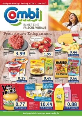 Combi Prospekt – Aktuelle Angebote