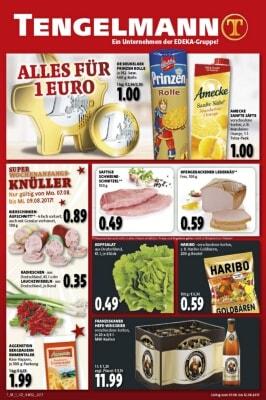 Tengelmann Prospekt – Aktuelle Angebote