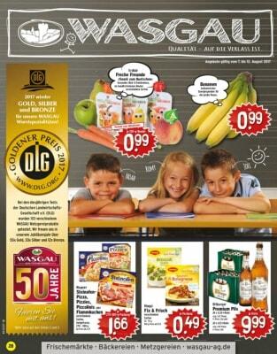 Wasgau Prospekt – Aktuelle Angebote
